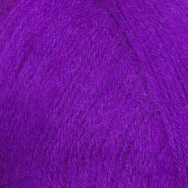 Пряжа Jina Мохер Премиум - 1427 лиловый, Цвет: 1427 лиловый