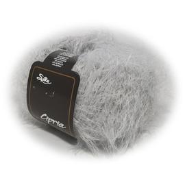 Пряжа Silke Cipria - 97 св.серый, Цвет: 97 св.серый