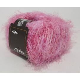 Пряжа Silke Cipria Stampato - 53 розовый меланж, Цвет: 53 розовый меланж