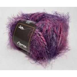 Пряжа Silke Cipria Stampato - 54 розово-сиреневый меланж, Цвет: 54 розово-сиреневый меланж