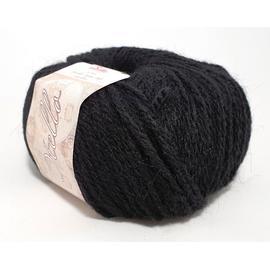 Пряжа Silke Otello - 75 черный, Цвет: 75 черный