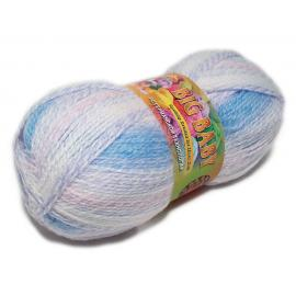Пряжа Color-City Big Baby - 855 меланж, Цвет: 855 меланж