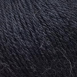 Пряжа Gazzal Baby Alpaca - 46000 черный, Цвет: 46000 черный