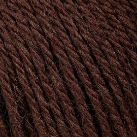 Пряжа Gazzal Baby Wool - 807 коричневый, Цвет: 807 коричневый