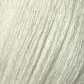 Пряжа Color-City Норка Длинноворсная - 801 белый, Цвет: 801 белый