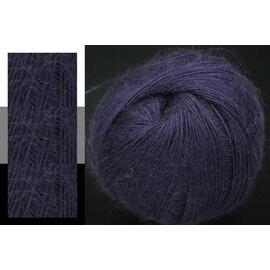 Пряжа Seam Angora Fine - 193617 тем.фиолетовый, Цвет: 193617 тем.фиолетовый
