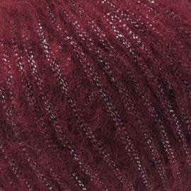 Пряжа Gazzal Queen - 7219 бордовый, Цвет: 7219 бордовый