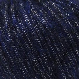Пряжа Gazzal Queen - 7339 тём.синий, Цвет: 7339 тём.синий