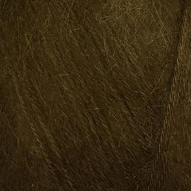 Пряжа Jina Мохер Премиум - 05 коричневый, Цвет: 05 коричневый