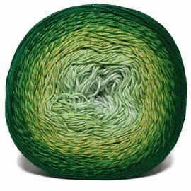 Пряжа Yarnart Flowers Moonlight - 3283 зеленый/салатовый, Цвет: 3283 зеленый/салатовый