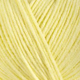 Пряжа Gazzal Jeans-Gz - 1102 св.желтый, Цвет: 1102 св.желтый