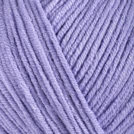 Пряжа Gazzal Jeans-Gz - 1103 сирень, Цвет: 1103 сирень