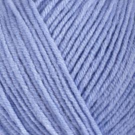 Пряжа Gazzal Jeans-Gz - 1105 голубой, Цвет: 1105 голубой