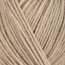 Пряжа Gazzal Jeans-Gz - 1106 песочный, Цвет: 1106 песочный