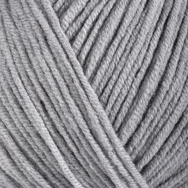 Пряжа Gazzal Jeans-Gz - 1110 мышиный, Цвет: 1110 мышиный