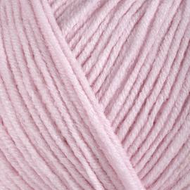Пряжа Gazzal Jeans-Gz - 1116 бл.розовый, Цвет: 1116 бл.розовый