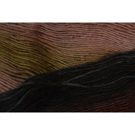 Пряжа Nako Vals - 86383 роз/малахит, Цвет: 86383 роз/малахит