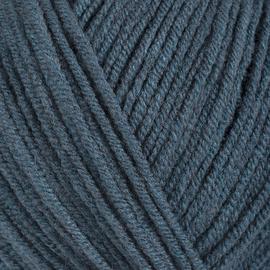 Пряжа Gazzal Jeans-Gz - 1131 морская волна, Цвет: 1131 морская волна