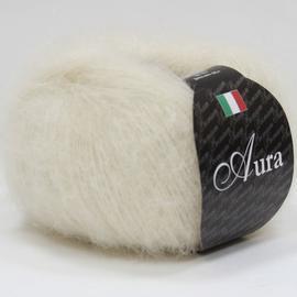 Пряжа Seam Aura - 811 крем, Цвет: 811 крем