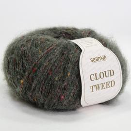 Пряжа Seam Cloud Tweed - 77326 хаки, Цвет: 77326 хаки