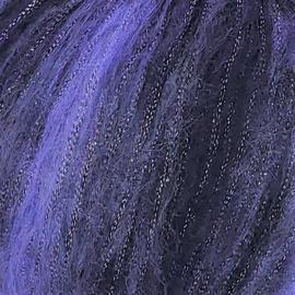 Пряжа Gazzal Queen - 2762 фиолетовый принт, Цвет: 2762 фиолетовый принт