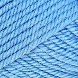 Пряжа Камтекс Меринго Объемная - 015 голубой, Цвет: 015 голубой