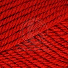 Пряжа Камтекс Меринго Объемная - 046 красный, Цвет: 046 красный