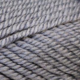 Пряжа Камтекс Меринго Объемная - 169 серый, Цвет: 169 серый