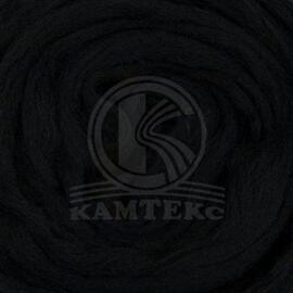 Камтекс Гребенная Лента - 003 черный, Цвет: 003 черный