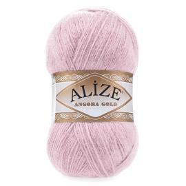 Пряжа Alize Angora Gold - 452 пыл.роза, Цвет: 452 пыл.роза