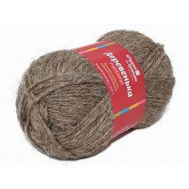 Пряжа Троицкая Деревенька - 371 натур.серый, Цвет: 371 натур.серый