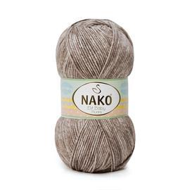 Пряжа Nako Elit Baby Muare - 31868 бежевый, Цвет: 31868 бежевый