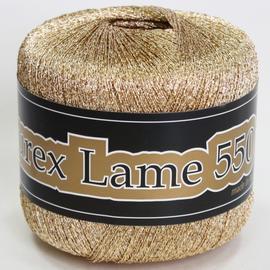Пряжа Seam Lurex Lame 550 - 0901 св.золото, Цвет: 0901 св.золото