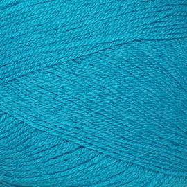 Пряжа Color-City Королевский Стиль - 818 бирюзовый, Цвет: 818 бирюзовый