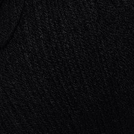 Пряжа Пехорка Детский Каприз Fit - 02 черный, Цвет: 02 черный
