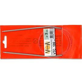 Спицы Visantia круговые VTC металл 100 см 3.0 мм.