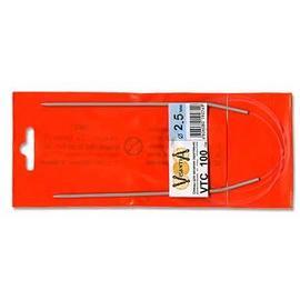 Спицы Visantia круговые VTC металл 100 см 2.5 мм.