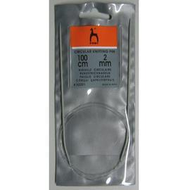 Спицы циркулярные 100 см., Pony арт.52201
