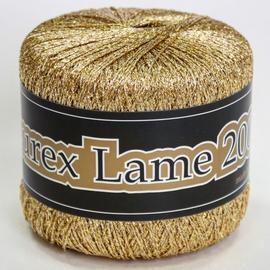 Пряжа Seam Lurex Lame 200 - 0918 золото, Цвет: 0918 золото