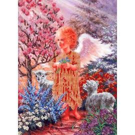 Вышивка бисером Hobby&Pro Hobby&Pro 'В райском саду', 35х25 см.