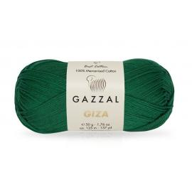 Пряжа Gazzal Giza  - 2461 изумруд, Цвет: 2461 изумруд