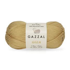 Пряжа Gazzal Giza  - 2452 капучино, Цвет: 2452 капучино