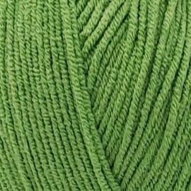 Пряжа Gazzal Baby Love-GZ - 1640 зеленый 1640, Цвет: 1640
