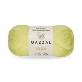 Пряжа Gazzal Giza  - 2459 св.липа, Цвет: 2459 св.липа