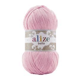 Пряжа Alize Bella 100 - розовый 32, Цвет: розовый 32