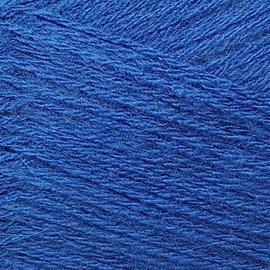Пряжа Color-city Ангора кролик серебристый - 2303 синий, Цвет: 2303 синий