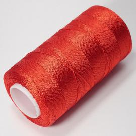 Пряжа Seam Sapfir Lux - 120 красный, Цвет: 120 красный