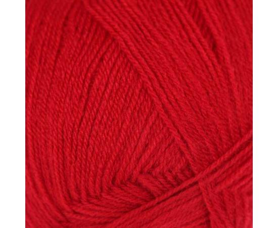 Пряжа ALIZE SUPERLANA KLASIK 56 красный, Цвет: 56 красный