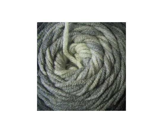 Пряжа ALIZE SUPERLANA MAXI LONG BATIK 6767 темно-серый принт, Цвет: 6767 темно-серый принт, изображение 3