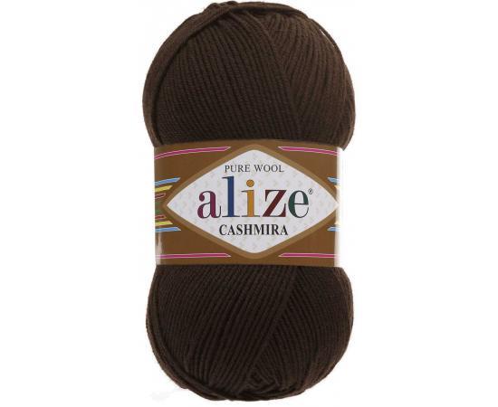Пряжа ALIZE CASHMIRA 222 кофе, Цвет: 222 кофе